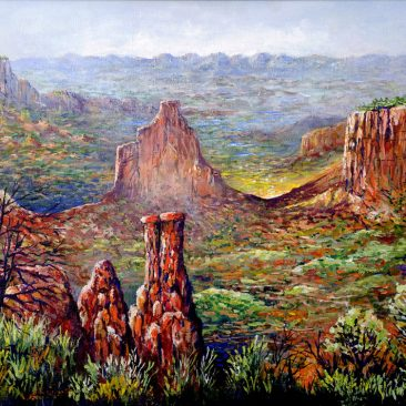 Colorado-National-Monument-Framed-Canvas-16x20-$350