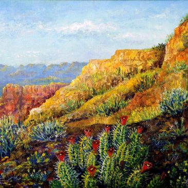 desert-and-cactus-framed-canvas-16x20-4350
