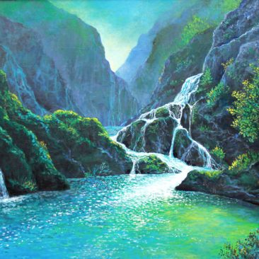Refresing-Streams(Croatia)-30X40-$1200