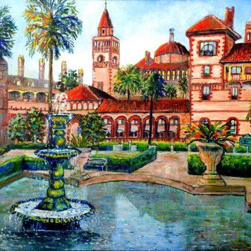 St-Augustine-Flagler-College-16x-20-$350