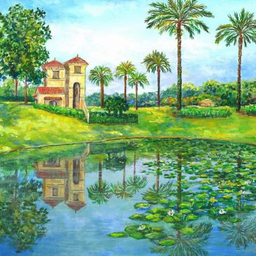 Tuscana-Florida-Reflections-16x20-Canvas-$350