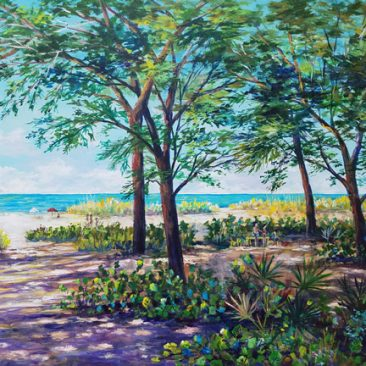 longboat-key-picnic-24-x30-gallery-wrap-canvas-700